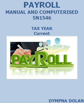 Payroll Book Cover